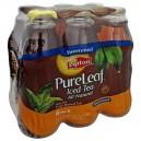 Lipton PureLeaf Iced Tea Sweetened All Natural - 6 pk