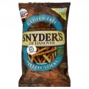 Snyder's of Hanover Pretzel Sticks Low Fat Gluten Free All Natural