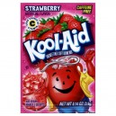 Kool-Aid Strawberry Drink Mix Unsweetened - Makes 2 Quarts