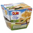 Dole Fruit Crisp Bowls Apple Pear - 2 ct