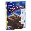 Pillsbury Thick 'n Fudgy Brownie Mix Double Chocolate