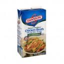 Swanson Natural Goodness Broth Chicken 100% Fat Free & 33% Less Sodium