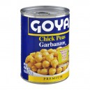 Goya Beans Garbanzos Chick Peas