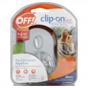 OFF! Clip-On Mosquito Repellent Starter Kit