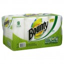 Bounty Paper Towels Regular 2-Ply White