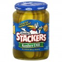 Vlasic Stackers Pickles Kosher Dill