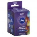 Durex Play Lubricant Assorted Temptations Variety Pack