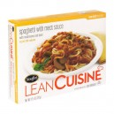 Lean Cuisine Simple Favorites Spaghetti with Meat Sauce