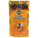 Pedigree Little Champions Wet Dog Food Chunks in Gravy with Beef