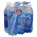 Aquafina Drinking Water - 6 pk