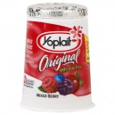Yoplait Original Yogurt Mixed Berries 99% Fat Free