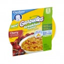 Gerber Graduates Breakfast Buddies Hot Cereal Cherry