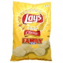 Lay's Potato Chips Classic Family Size