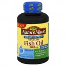 Nature Made Omega-3 Fish Oil Odorless 1200 mg Premium Softgels