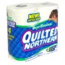 Quilted Northern Bath Tissue Double Roll 2-Ply Unscented