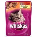 Whiskas Choice Cuts Wet Cat Food Chicken Dinner in Gravy