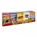 Kellogg's Cereal Variety Pack - 10 ct