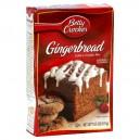 Betty Crocker Cake & Cookie Mix Gingerbread