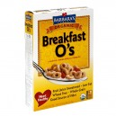 Barbara's Bakery Cereal Breakfast O's Lightly Sweetened Organic