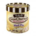 Dreyer's/Edy's Slow Churned Rich & Creamy Ice Cream Mud Pie Light