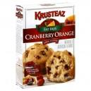 Krusteaz Muffin Mix Wild Cranberry Orange Fat Free