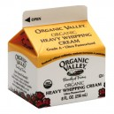 Organic Valley Whipping Cream Heavy Ultra Pasteurized
