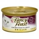 Fancy Feast Wet Cat Food Grilled Chicken Feast in Gravy