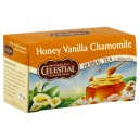 Celestial Seasonings Honey Vanilla Chamomile Herbal Tea Bags Caffeine Free