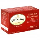 Twinings English Breakfast Black Tea Bags
