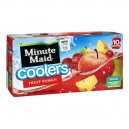 Minute Maid Coolers Fruit Punch - 10 pk
