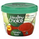 Healthy Choice Soup Bowl Tomato Basil Microwaveable