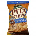 New York Style Pita Chips Lightly Salted
