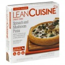 Lean Cuisine Casual Cuisine Pizza Spinach & Mushroom Deep Dish Frozen