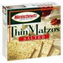 Manischewitz Matzos Thin Salted