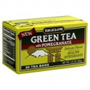 Bigelow Green Tea Bags with Pomegranate Natural