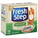 Fresh Step Scoopable Cat Litter Natural