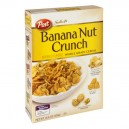 Post Selects Cereal Banana Nut Crunch