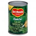 Del Monte Fresh Cut Spinach Whole Leaf