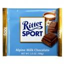 Ritter Sport Chocolate Bar Alpine Milk