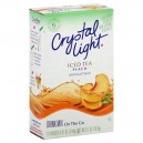 Crystal Light Peach Iced Tea On The Go Drink Mix - 10 ct