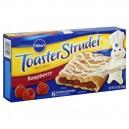 Pillsbury Toaster Strudel Raspberry - 6 ct