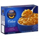 Kraft Deluxe Macaroni & Cheese Dinner Four Cheese Sauce