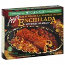 Amy's Whole Meals Black Bean Enchilada with Rice & Beans Pinto Organic