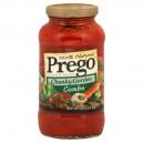 Prego Chunky Garden Pasta Sauce Garden Combination
