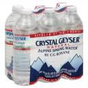 Crystal Geyser Spring Water Alpine - 6 pk