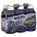 Welch's 100% Grape Juice - 6 pk