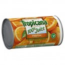 Tropicana 100% Orange Juice Pulp Free Frozen Concentrated