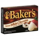 Baker's Baking Squares White Chocolate
