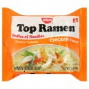 Nissin Top Ramen Oodles of Noodles Soup Chicken
