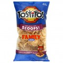 Tostitos Scoops! Tortilla Chips Family Size